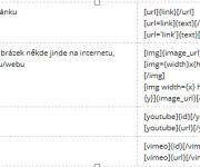 Video BB code